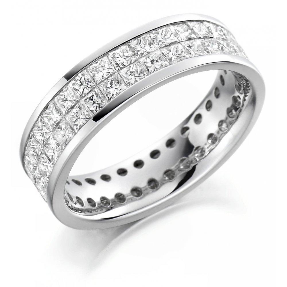 Full Or Half Eternity Ring