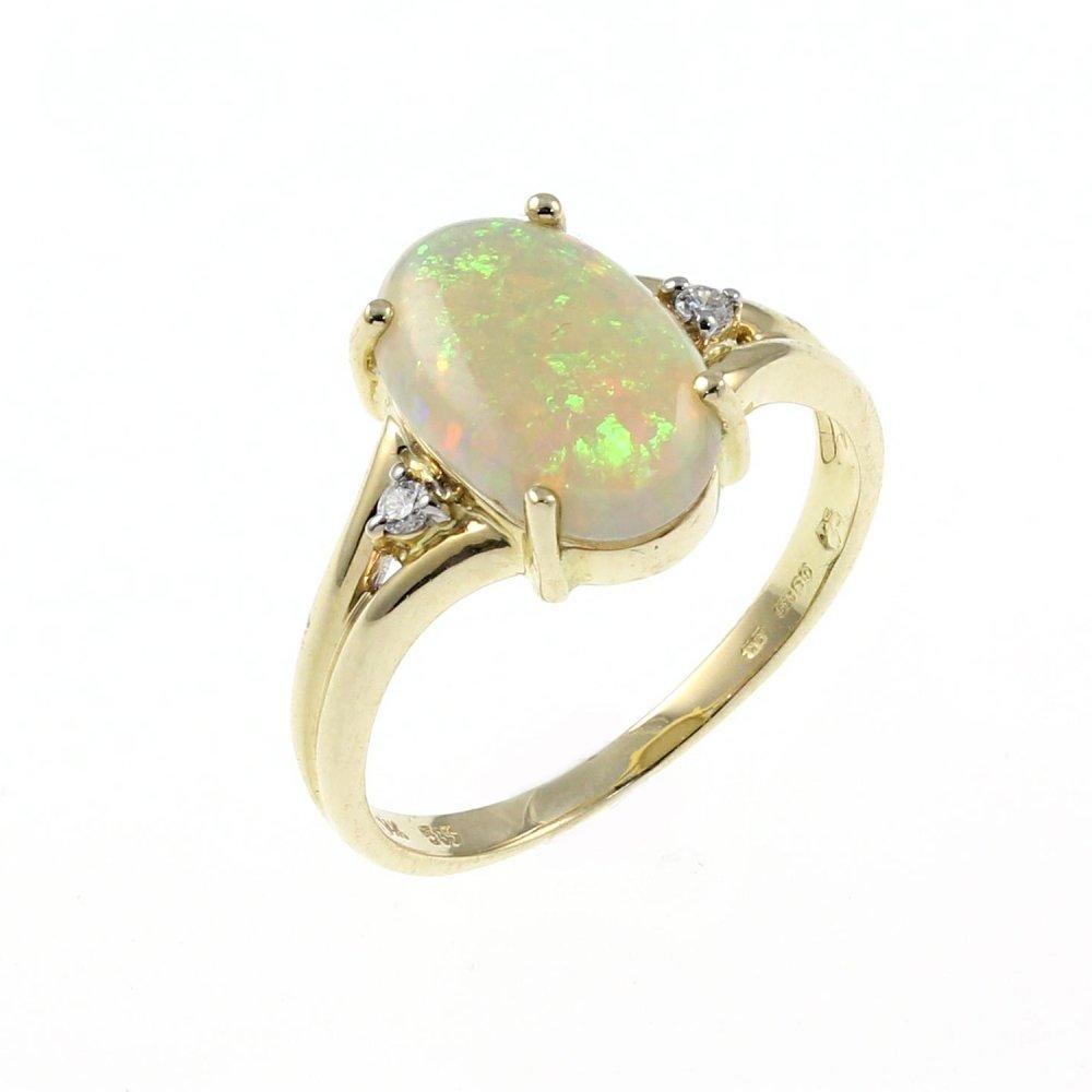 Opal Rings Brisbane