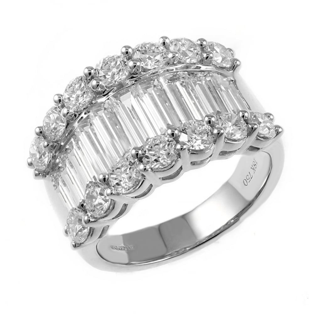 eternity diamond carat total bands wedandetails wedding band weight cfm oval