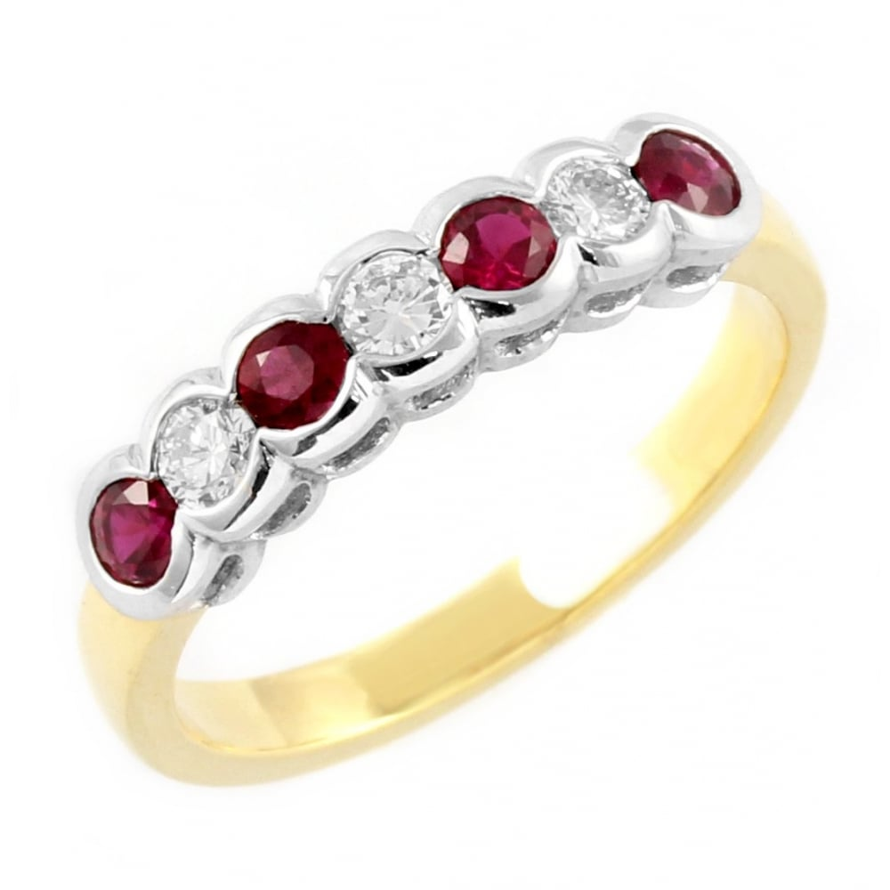 white engagement stone sapphire pink wedding gemstone rings gold and diamond band pid
