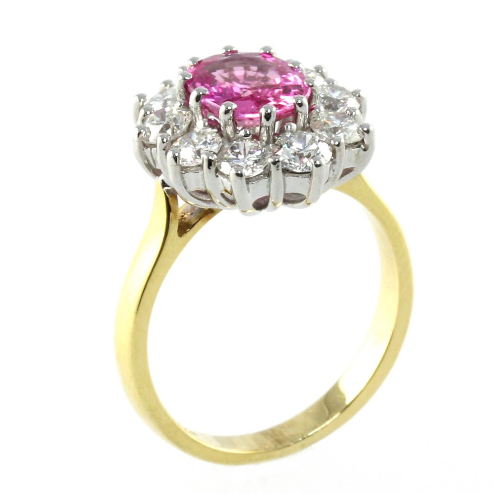 with font cool pink sapphire trendy gold professional size wedding sapphires rings sets ring white filled wholesale luxury