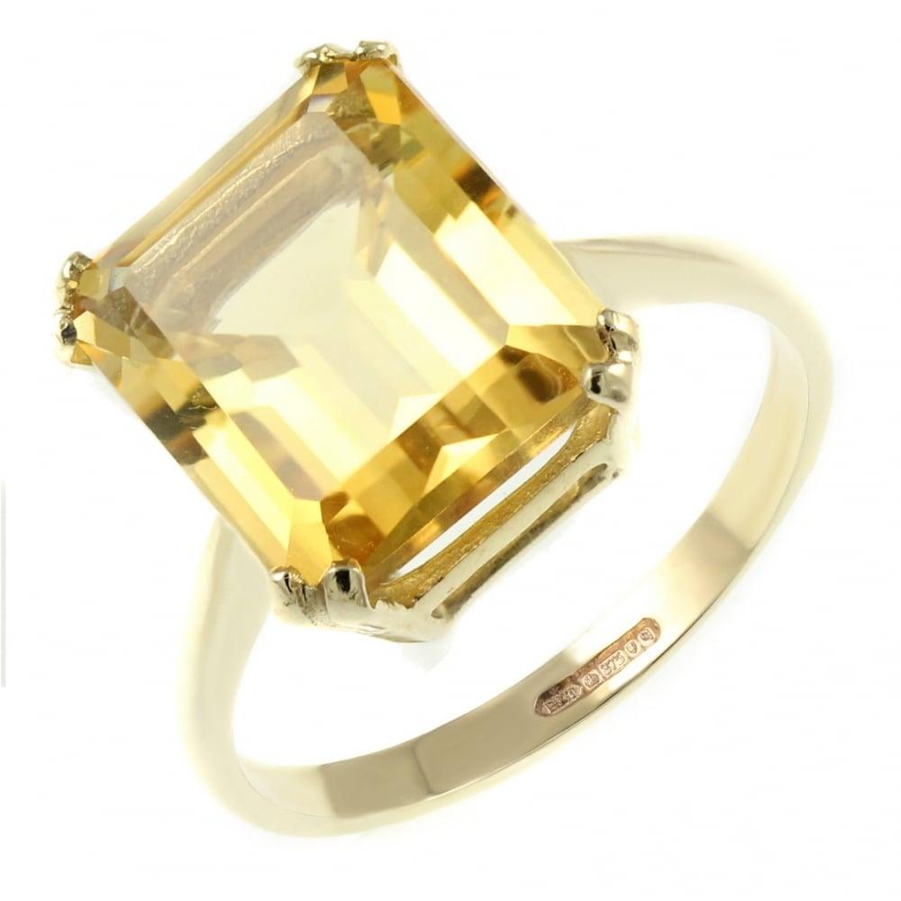 Ct Emerald Cut Diamond Ring