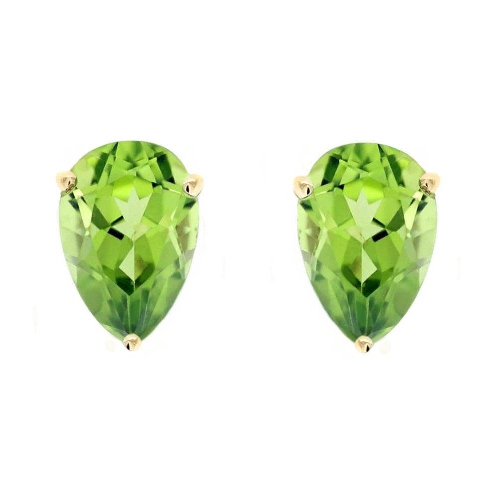 lemon classic peridot product pd and double oval studs lq stud quartz kiki