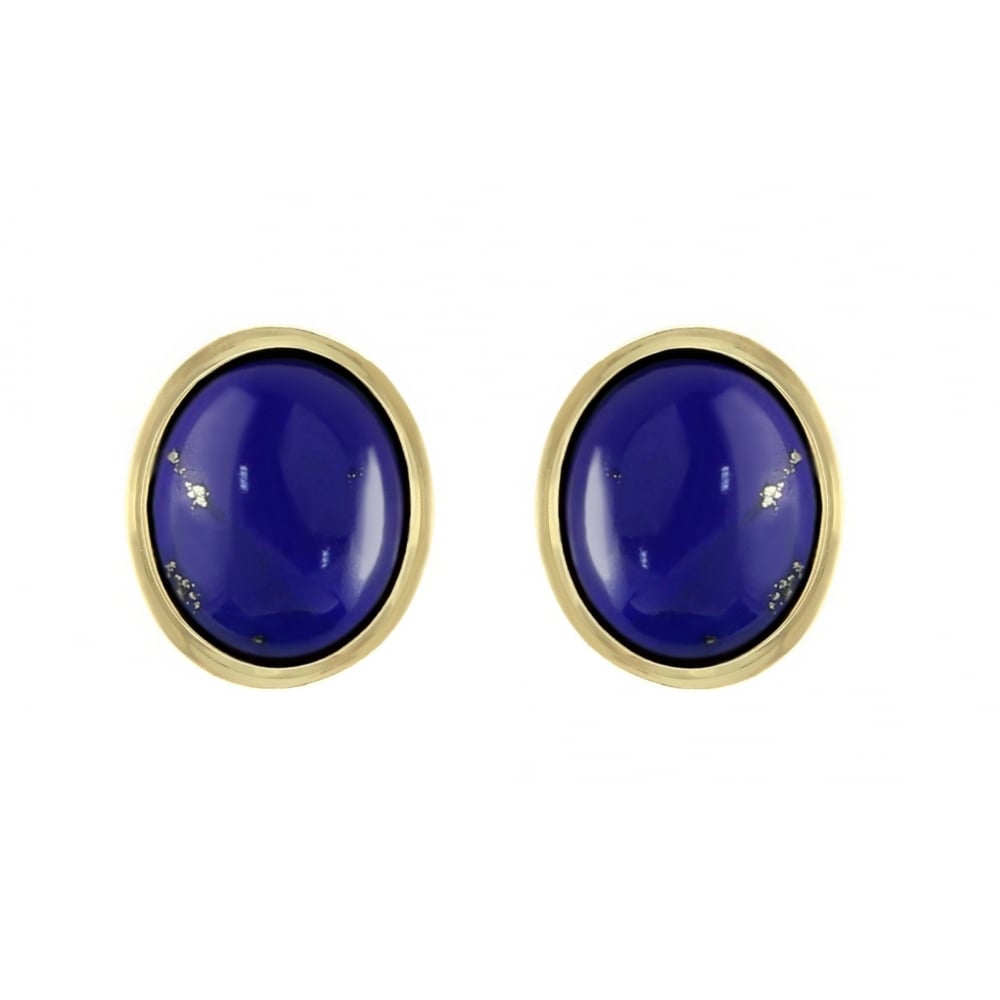 gold stud astley mini clarke yellow floris earrings previous uk vermeil lapis