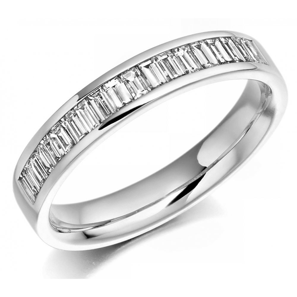 Half Eternity Ring Antique