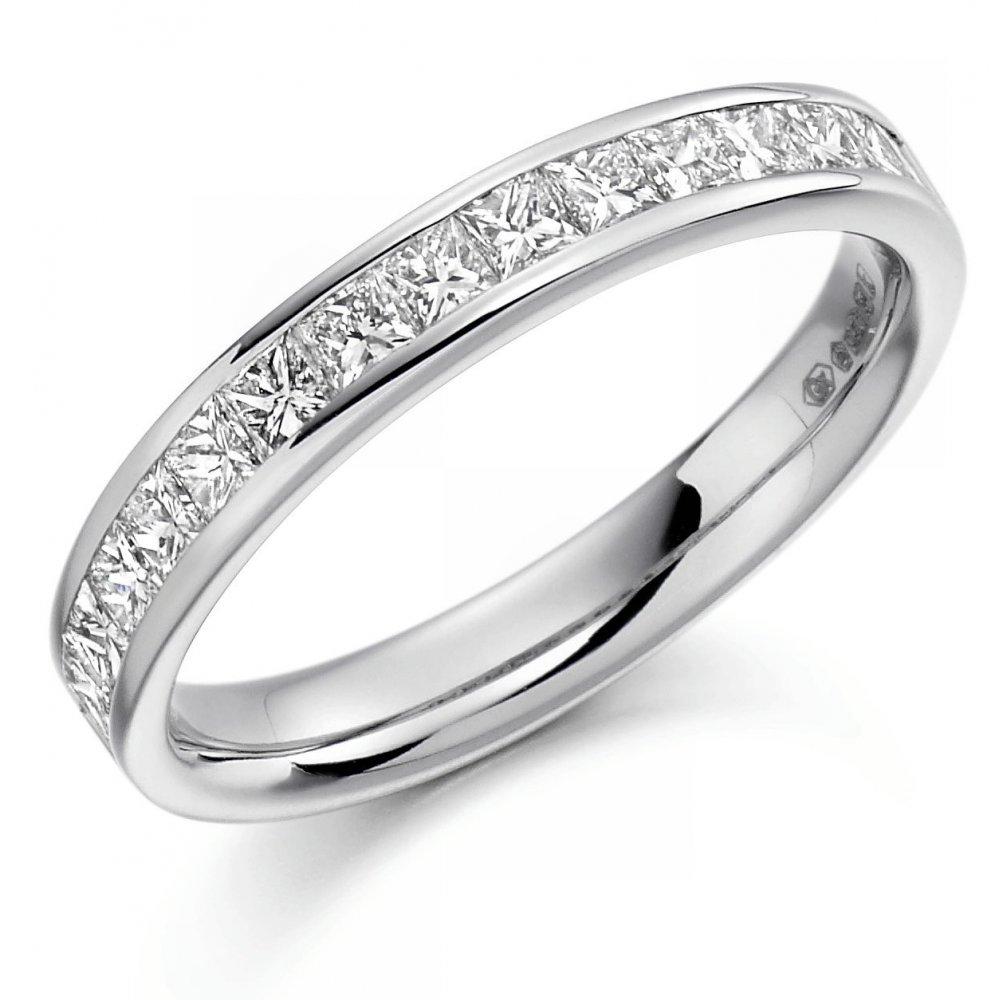 Purple Diamond Wedding Rings 004 - Purple Diamond Wedding Rings