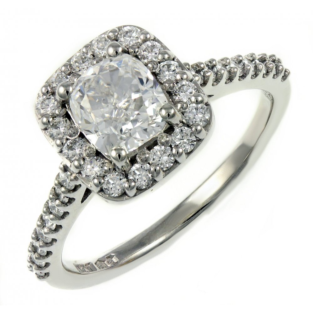 carat collections lugaro cushion ideal engagementring cut ring diamond rings together forevermark engagement