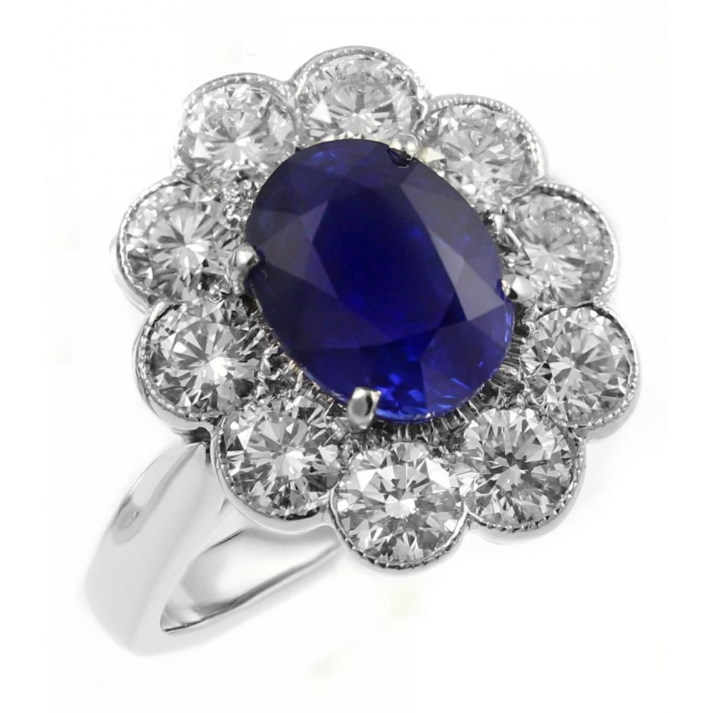 with carat gold sapphire diamonds tw of in engagement stone ring white three