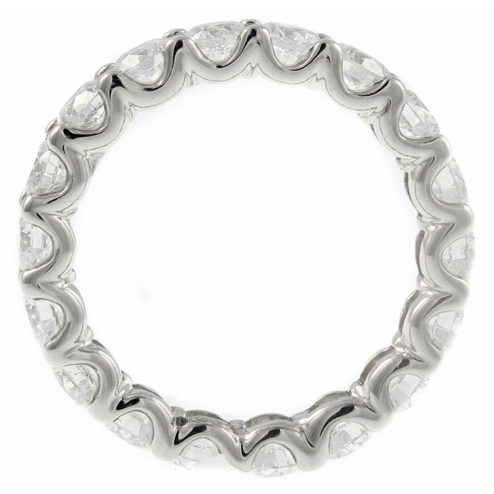 products full ring bead band diamond size diamonds set wide cut