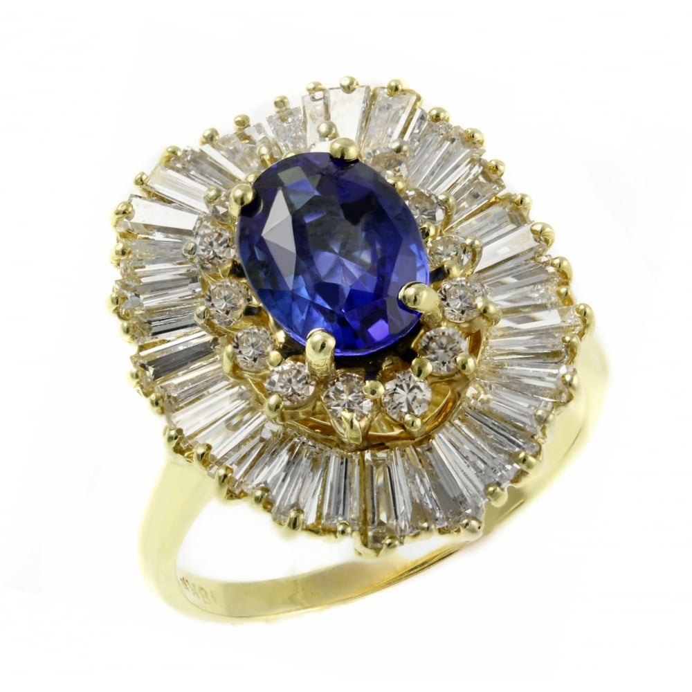 gold yellow amp diamond image rings preowned ring precious sapphire jewellery carat